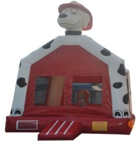 Dalmatian Bouncy Castle