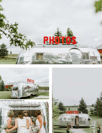 Airstream Photo Booth